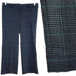 Ann Taylor LOFT Petite 10P Gray Trouser Pants